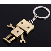 Buy cheap Robot  Metal keychain product
