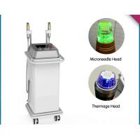 Buy cheap Professional RF anti-wrinkle system thermage cpt skin rejuvenation face lifting device fractional RF microneedle machine from wholesalers