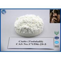 Sex Enhancement Tadalafil Powder , Cas 171596 29 5 Raw Steroid Powders