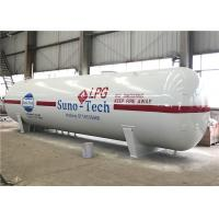 Buy cheap 40 CBM LPG Storage Tanks 40HQ Container Loading 20 Tons LPG Mobile Tank from wholesalers