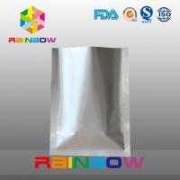 Buy cheap Grip seal aluminum foil retort pouch / sterilization pouch of aluminum foil bag from wholesalers