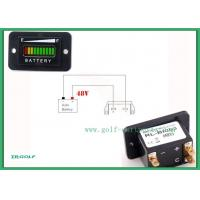 Buy cheap Electric Club Car OEM Parts ABS 48V LED Battery Indicator Charge Gauge from wholesalers