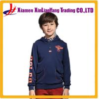 Buy cheap autumn long-sleeved T-shirt boy design kids sweater sweater 2014 new big virgin teenage fa from wholesalers