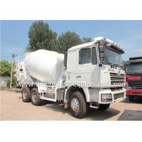 Buy cheap HOWO-A7 Concrete Transport Truck 371hp from wholesalers