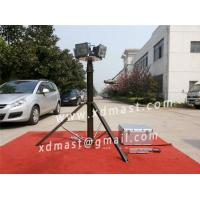 Buy cheap Telescopic Mast In Large Emergency lighting vehicle from wholesalers