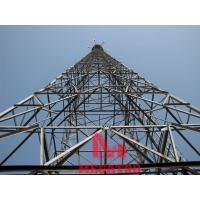 Buy cheap Four-legged angular telecom towers from wholesalers