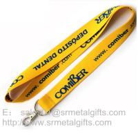 Buy cheap Cheap full color promotional lanyards, wholesale full color neck strap lanyards, from wholesalers