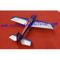 Buy cheap AJ Slick 50E balsa wood plane model from wholesalers
