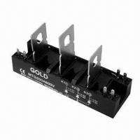 Buy cheap Thyristor Module/SCR/Rectifier, OEM Orders are Welcome, Welding Three-phase product