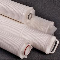 Buy cheap FLHF65 Series Water Filter Cartridges For Industrial Water Treatment High Flow Rate product