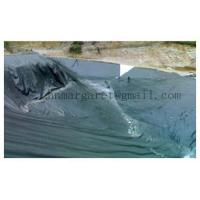Buy cheap Bentonite clay liner with geomembrane for landfill liners from wholesalers