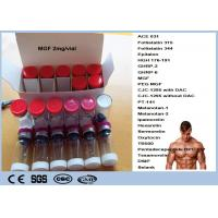 Buy cheap Athletes Using Human Growth Hormone SupplementsPeptide 2mg/ Vial Pep - Tides Raw Powder MGF from wholesalers