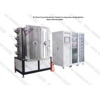 Buy cheap Ion 18K - 24K PVD Gold Plating Machine Decorative Hard Coatings High Wear Resistance from wholesalers