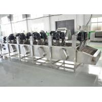 Buy cheap Small Continuous Mesh Conveyor Belt Dryer 304 Stainless Steel Materials from wholesalers