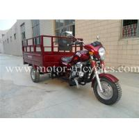 Buy cheap Manul Clutch Cargo Motor Tricycle product