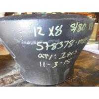 Buy cheap CONCENTRIC REDUCTION OF 14Ø x 12Ø, Ced. 80  SA-860-Gr.WPY70  TEE OF 24 X 24 X 24Ø, Ced. 80 from wholesalers