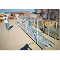 Buy cheap Heavy Duty Aluminum Plank Grating / Aluminum Scaffold Plank For Scaffold Accessories from wholesalers