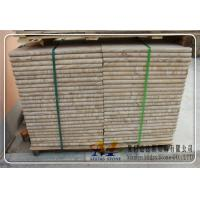 Buy cheap Yellow Sandstone Bullnose Pool Coping from wholesalers