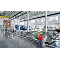 Buy cheap Water Soluble Pvc Film Extrusion Line , Stretch Film Extrusion Machine from wholesalers