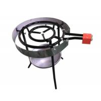 Buy cheap Shengri Gas ring burner 50cm outdoor camping from wholesalers