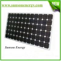 Buy cheap Solar panel mono crystalline 72M 300w, stocked mono solar panel, solar panel cheap price for panel solar system from wholesalers