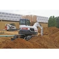 Buy cheap Rubber track for BOBCAT Mini Excavators & Compact Track Loaders from wholesalers