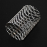 Buy cheap 2x3mm Stainless Steel Expanded FDA Wire Mesh Filter from wholesalers
