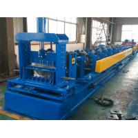 Buy cheap 0.7 - 1.0mm Thickness Cable Tray Roll Forming Machine With 18.5 Kw Power product