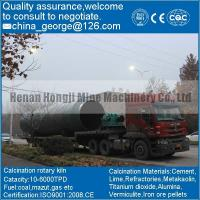 Buy cheap bauxite rotary kiln from wholesalers