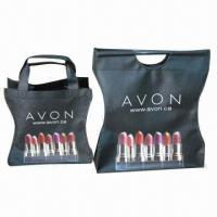 Buy cheap Promotional PP Nonwoven Shopping Advertising Bag, Available in Various Printing Techniques product