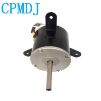 Buy cheap 100W Double Ball Bearing 1300rpm 3 Speed AC Ducted Fan Motor product