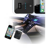 Buy cheap 5V Iphone 4 Hands Free Car Kit with 3.5mm Earphone Jack from wholesalers