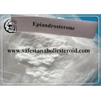 Buy cheap Epiandrosterone Safest Prohormone Steroid Powder 99% CAS 481-29-8 from wholesalers