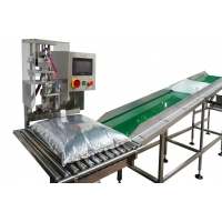 Buy cheap Semi Automatic 500L/H Honey Bag In Box Filling Machine 0.4KW product