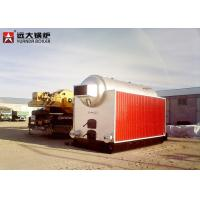 Buy cheap Water Tube Coal Hot Water Boiler , Biomass Bagasse Fired Hot Water Boiler from wholesalers