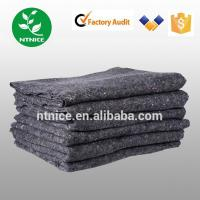 Buy cheap 72x80 100% recycled cotton durable felt pad moving pads/blankets Worship Blanket from wholesalers