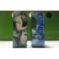 Buy cheap 100ml Mens Perfume CK White Bottle With Cocoa And Spain Pimento For Him from wholesalers
