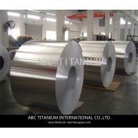 Buy cheap titanium foil/titanium sound film strips/high strength ribbon/stamping foil for textile from wholesalers