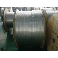 Buy cheap Coaxial Cable 500 with Galvanized Steel Messenger Seamless Aluminum Tube Trunk from wholesalers