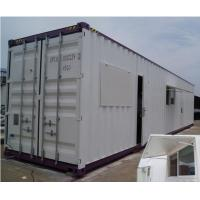 Buy cheap Long life Shipping Container Housing for Living Camp with Sandwich Panel from wholesalers