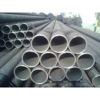 Buy cheap Cold finished Plain Cut Alloy Seamless Round Steel Pipe 4 Inch Sch30 ASTM SA335 P1 from wholesalers