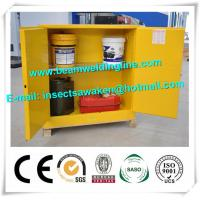 Buy cheap SS400 Steel Fire Extinguisher Cabinets / Fire Hose Reel Cabinets from wholesalers