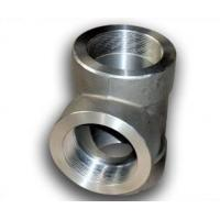 Buy cheap Tee NPT Female, Forging high pressure pipe fittings,Inner and outer threaded pipe fitting from wholesalers