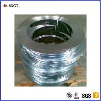 Buy cheap 0.35mm thickness Q195 galvanized steel strip with good quality from wholesalers