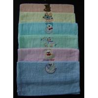 Buy cheap Face Towel with Applique&Embroidery for Kids from wholesalers