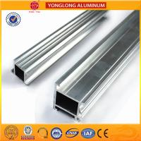 Buy cheap Heat Insulating Aluminum Heatsink Extrusion Profiles Sound Insulation from wholesalers
