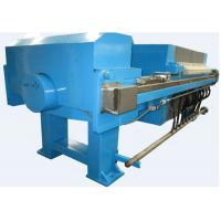 Buy cheap 1.2 Mpa Automatic Chamber Membrane Filter Press PP Plate Size 800 Mm from wholesalers