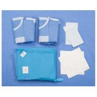 Buy cheap Urology TUR Custom Procedure Packs , Cloth Surgical Pack Wraps from wholesalers