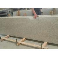 Buy cheap Shandong rustic yellow granite slabs sunset yellow granite slabs for countertop product