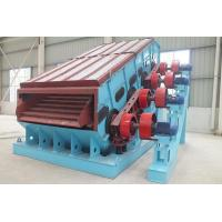 Buy cheap 600t/h Double Frequency Vibrating Screen/Linear Iron Vibrating Screen from wholesalers